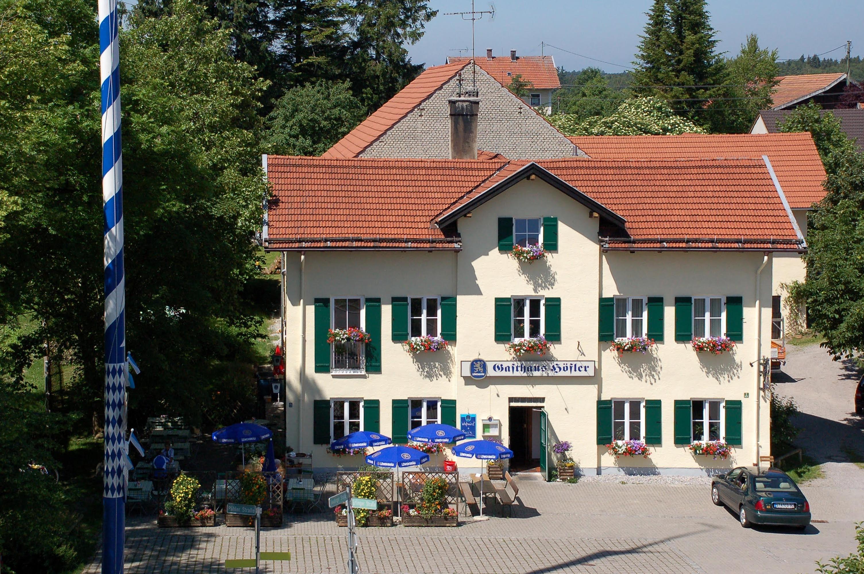 Das Gasthaus Höfler