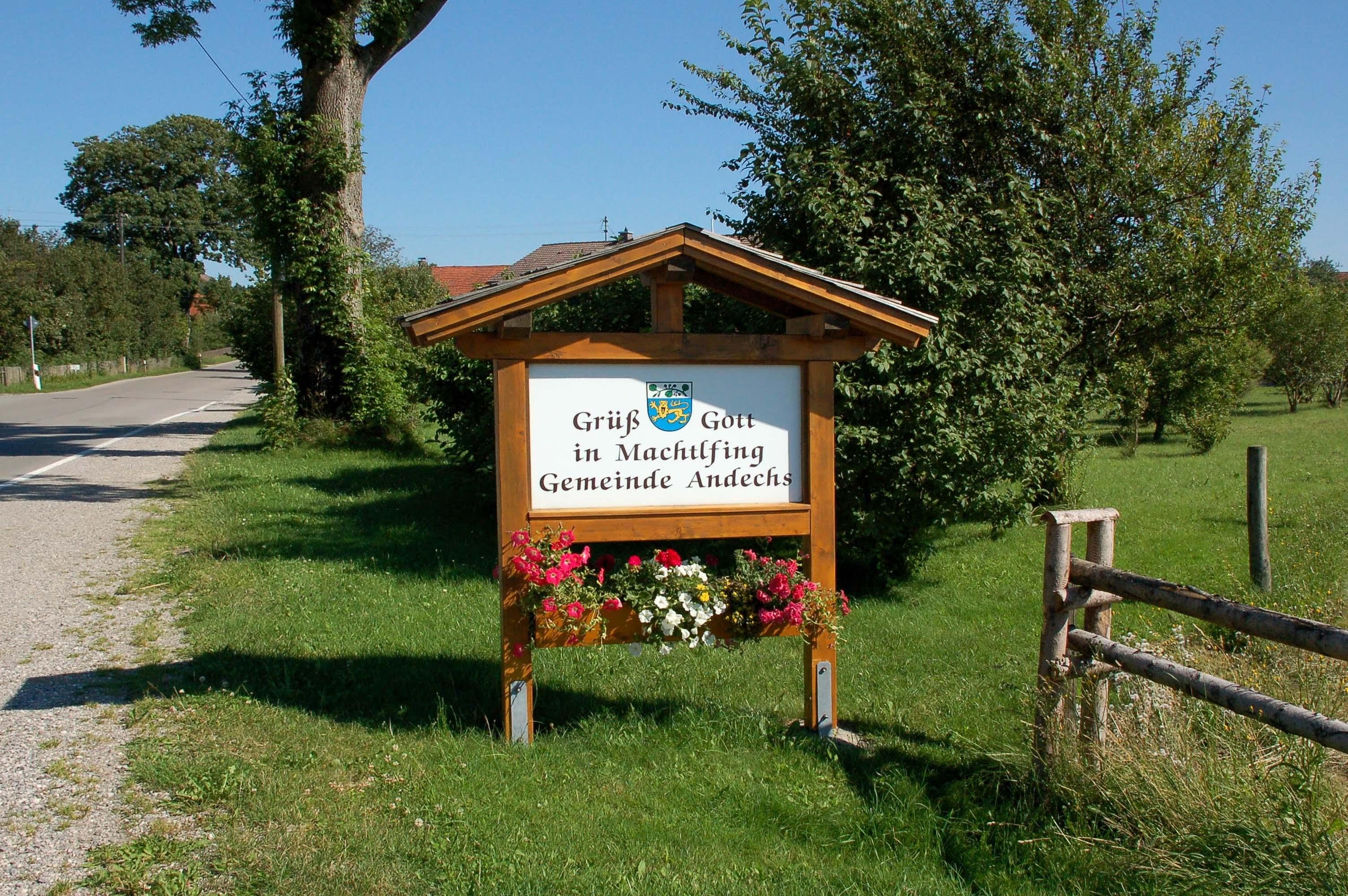 Willkommen im Dorf!